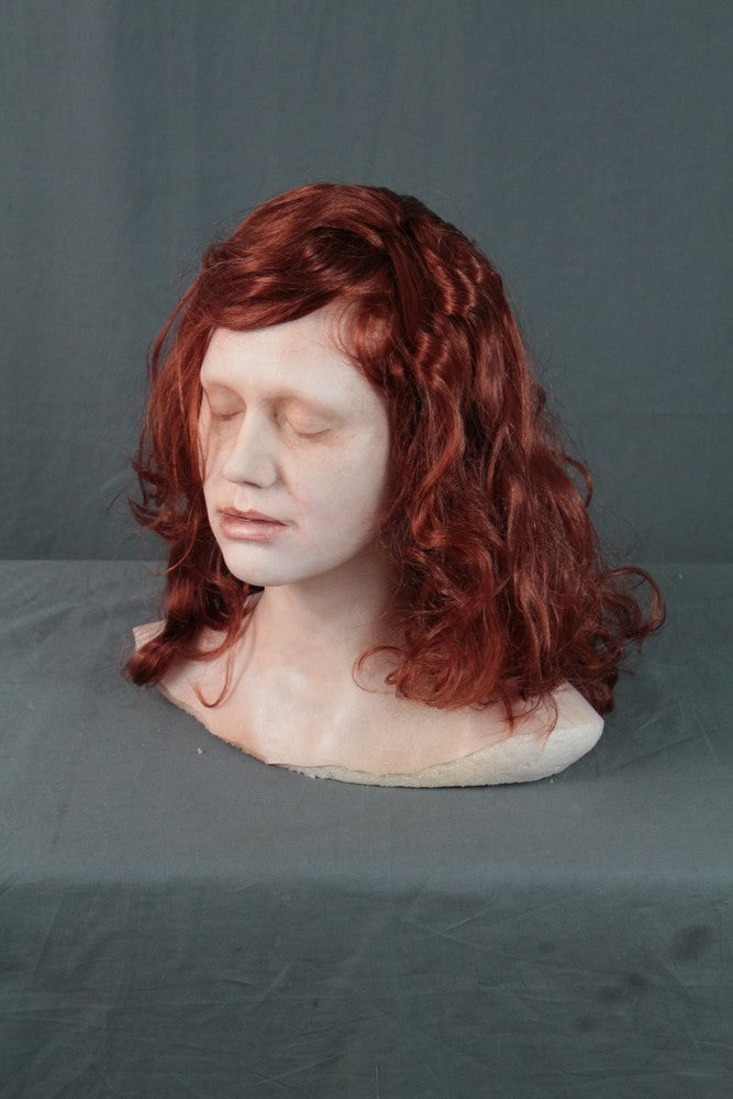 Jessica Head with Wig
