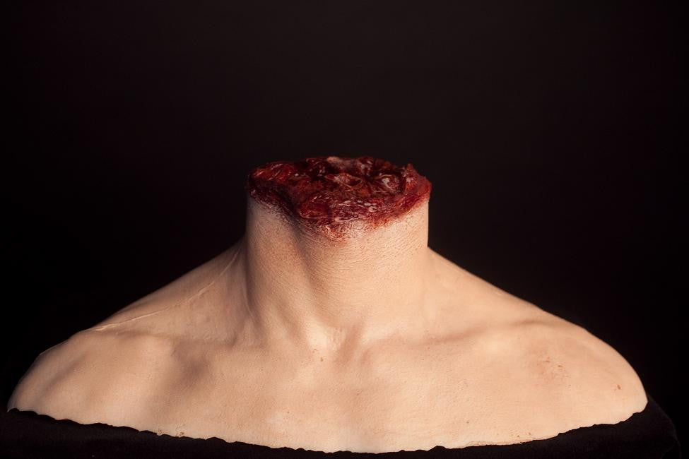 Male Neck Stump