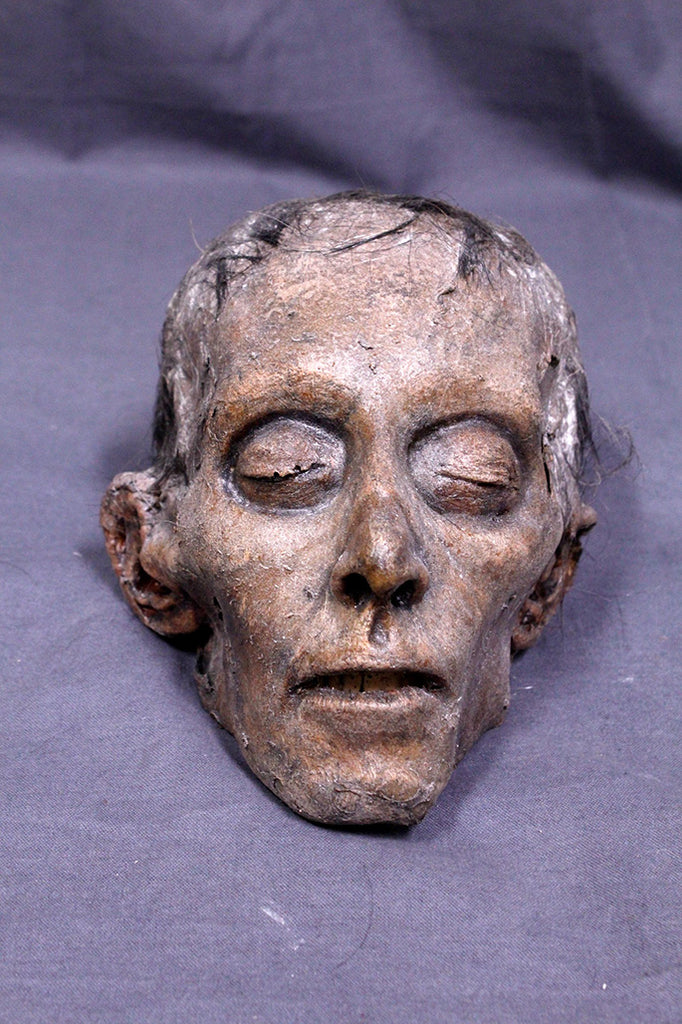 Mummy Morgan Skull