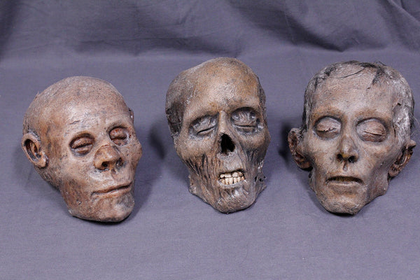 Mummified Skulls Package