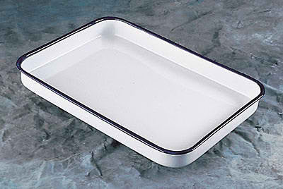 Enamel Instrument Tray
