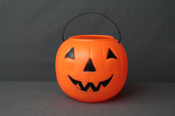 Trick or Treat Pumpkin Bucket Rental