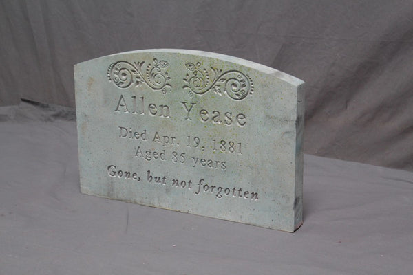 Yease Headstone Rental