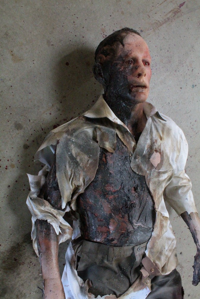 Scorched Joe Half Anatomical Dummy