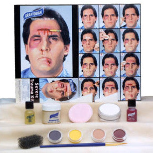 Severe Trauma Make Up Starter Kit
