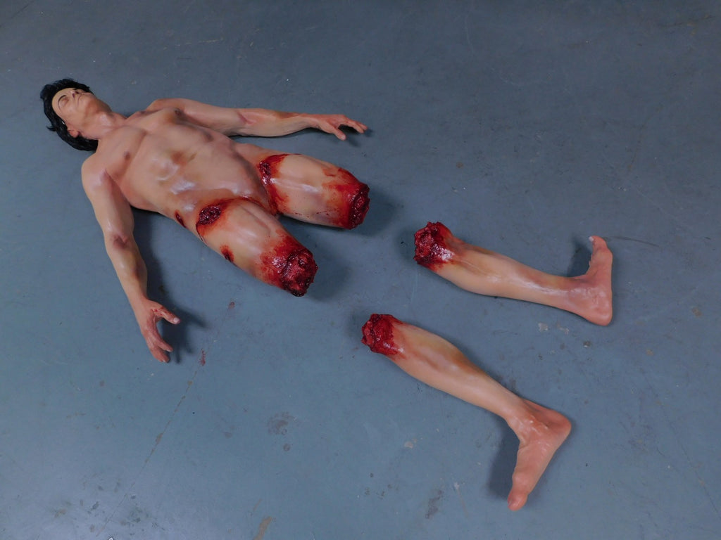 Dura Jack Body with Dismembered Legs