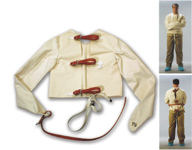 Authentic Medical Straight Jacket