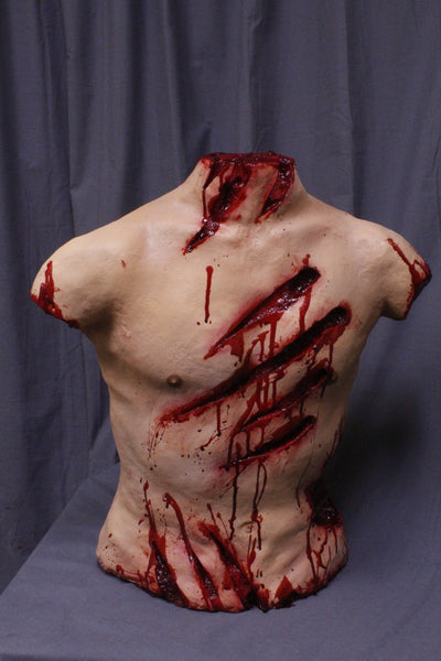 Slash Attack Jones Torso