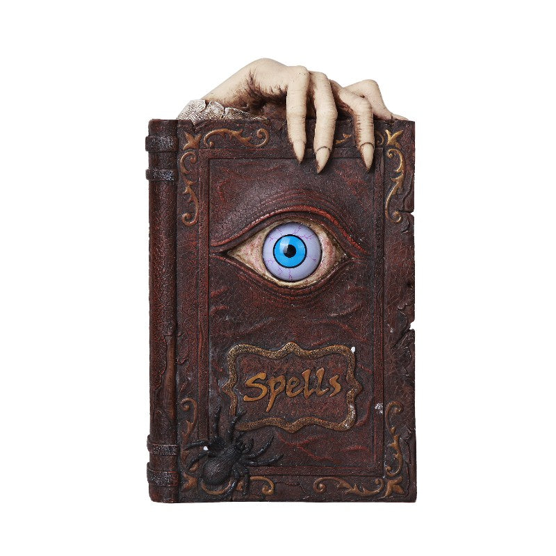 Moving Eye Spell Book
