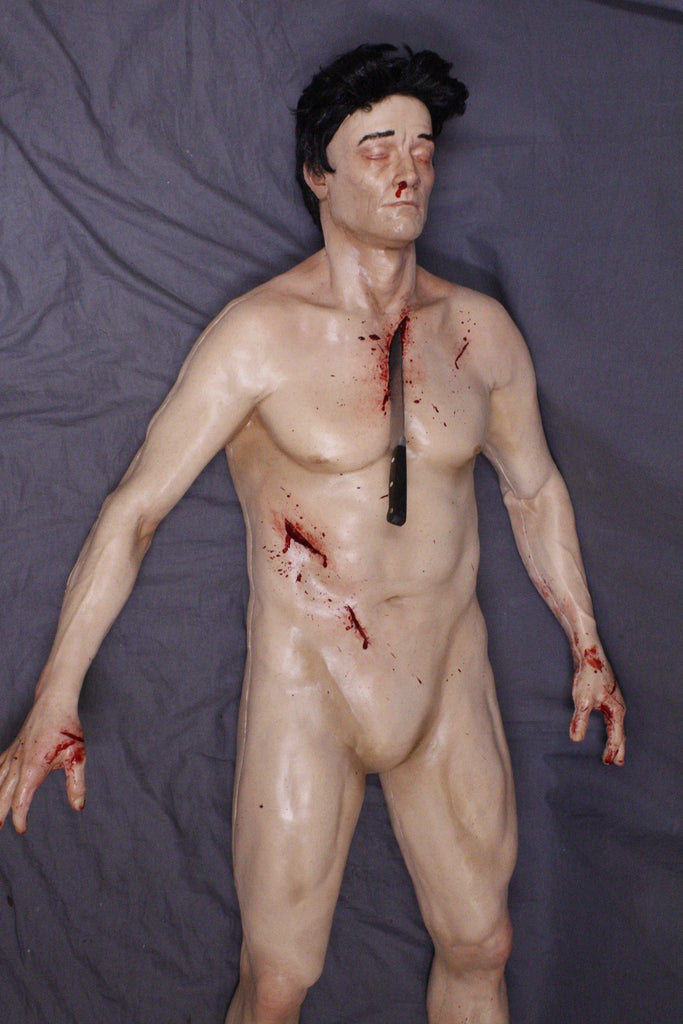 Dura Knife Wound Jack Body