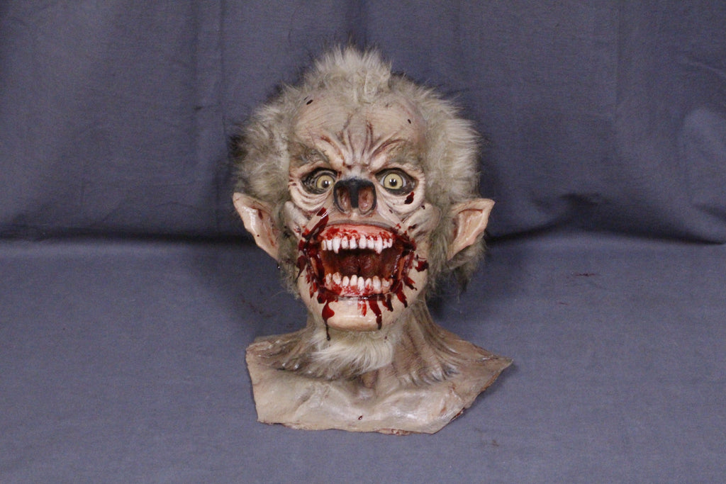 Werewolf Wrath Head
