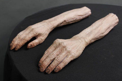 Withered Hands