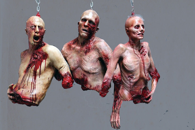 Hanging Torso Meat 3 Pack