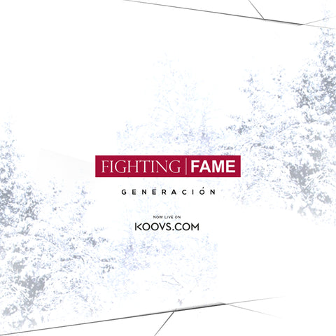 Fighting Fame is now live on Koovs.com