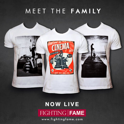 Fighting Fame Meet The Family Now Live On fightingfame.com