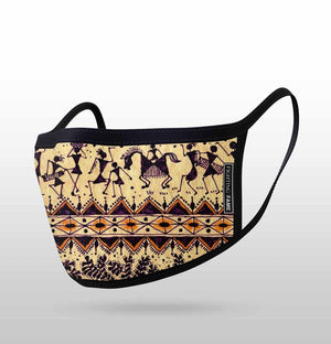 WARLI CRAFT MASK