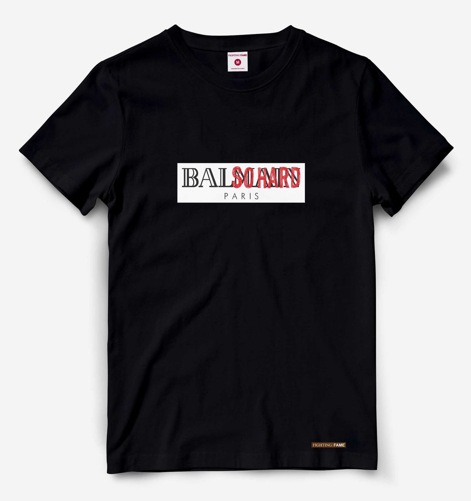 Ball So Hard Black Tee