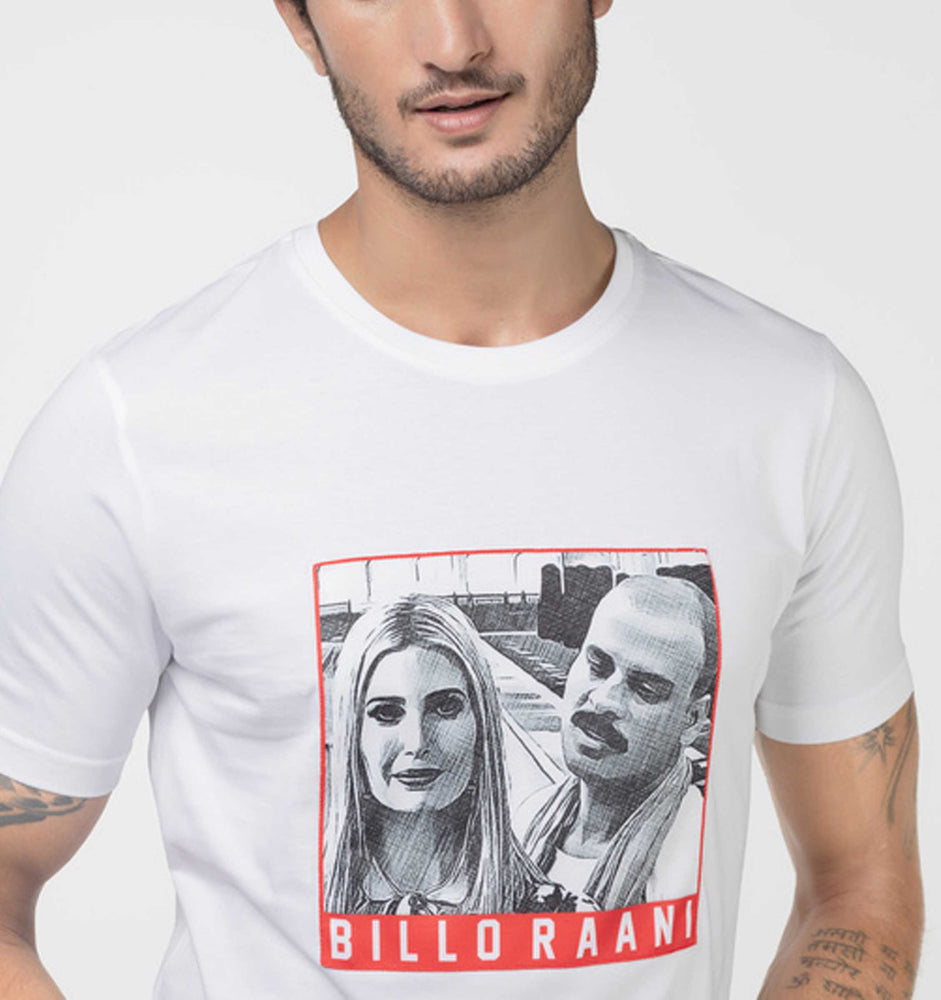 Billo Raani White Tee