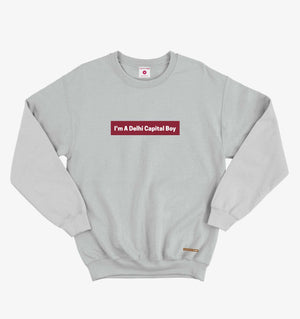 Capital Boy Lt.Grey Sweatshirt