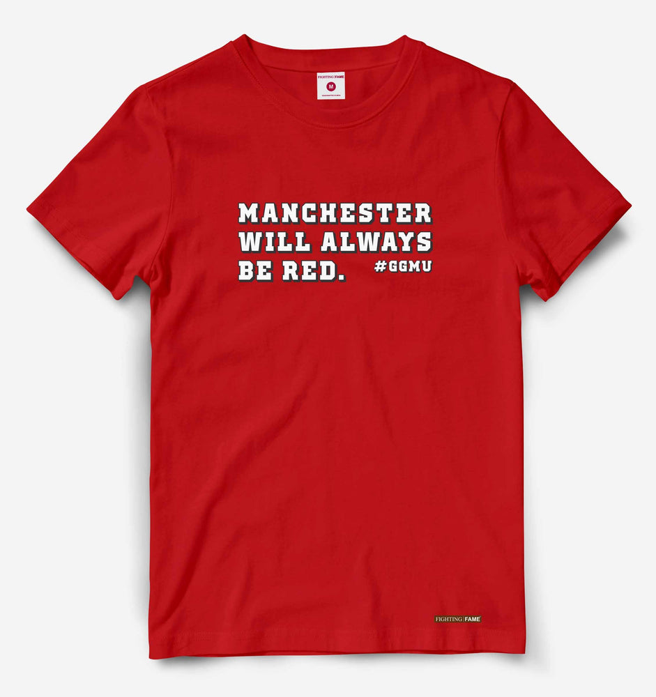 Manchester United Red Tee
