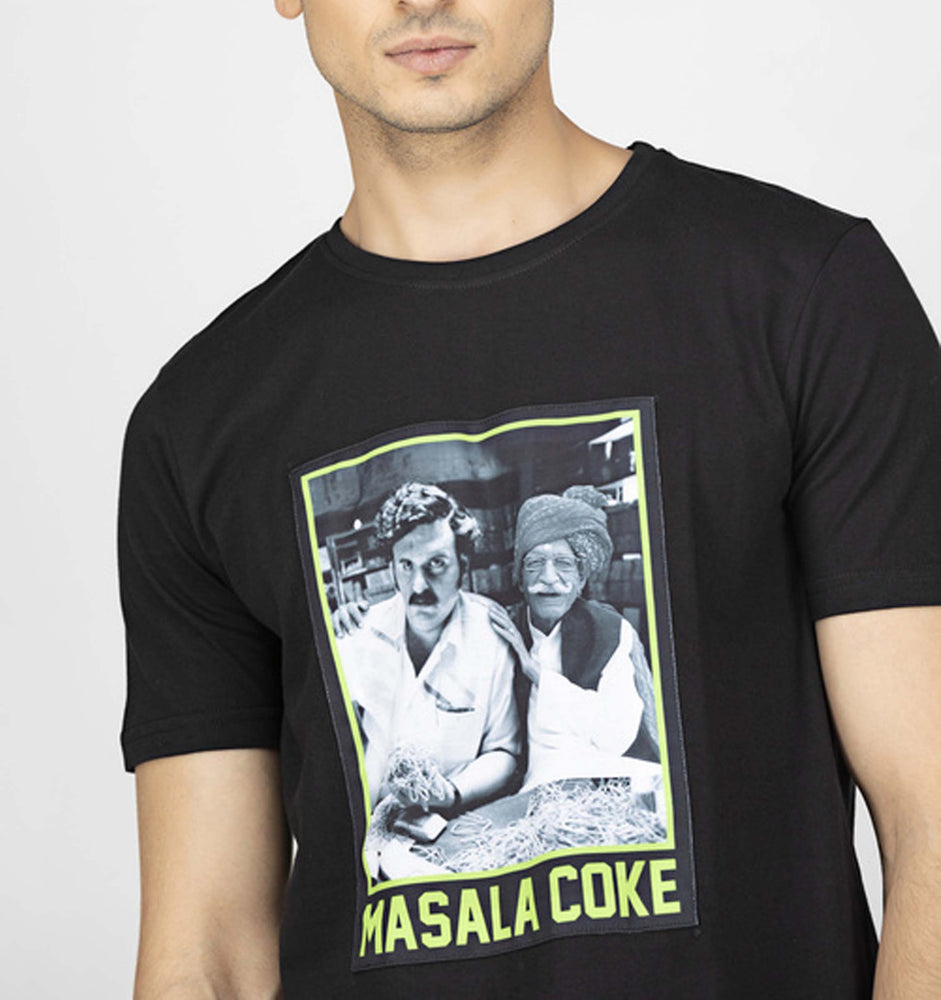 Masala Coke Black Tee