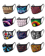 MASKS MULTIPACK OF 12 - A