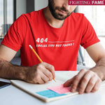 Fighting Fame Quarantine Social Life T-Shirt