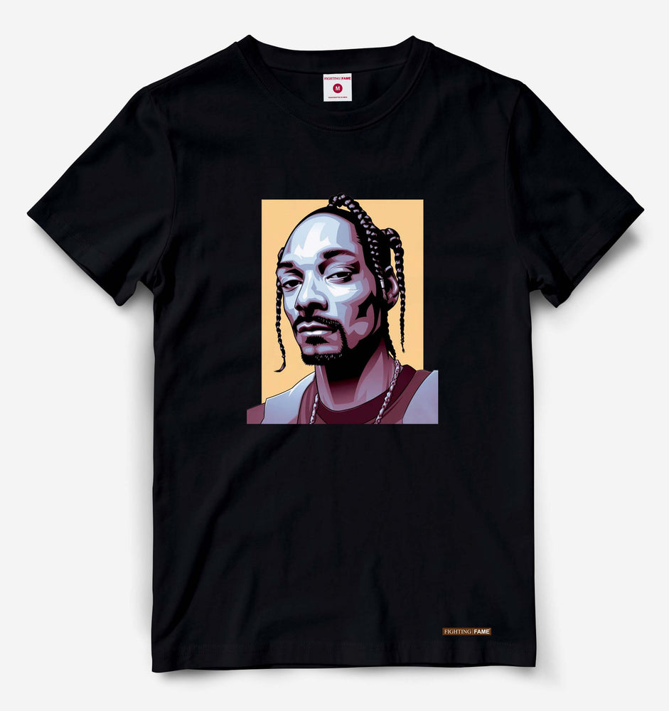 Snoop Dog Black Tee