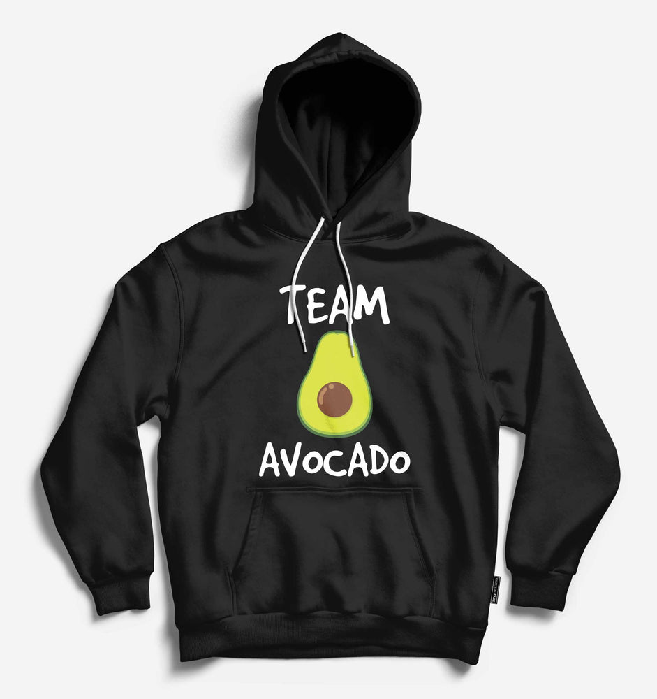 Fighting Fame Team Avocado Black Hoodie