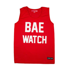 BAE WATCH Red Vest - Fighting Fame