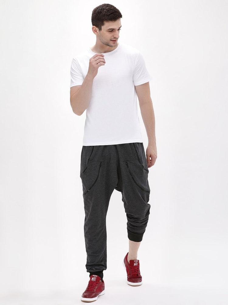 Functional Jogger With Dual Zipper