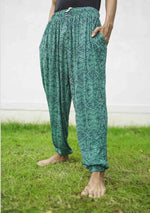 Green Triangle Unisex Aaram Pants