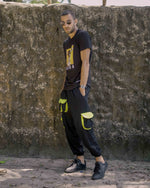 Black Street Unisex Gully Pants