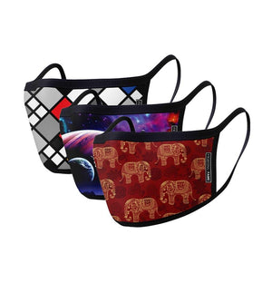 MASKS MULTIPACK OF 3 - G
