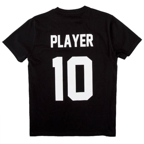 Player 10 Black Jersey