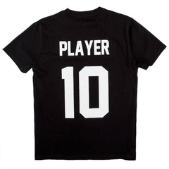 Player 10 Black Jersey - Fighting Fame  - 1