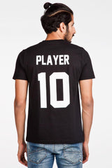 Player 10 Black Jersey - Fighting Fame  - 3