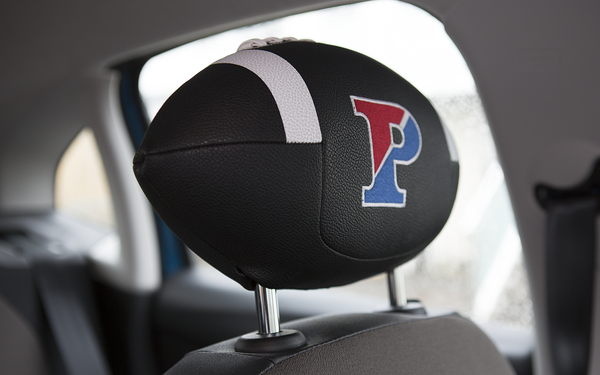 University of Pennsylvania Quakers Football Head-S'Port Headrest