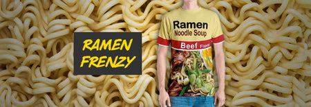 Ramen Frenzy - Instant Noodles Goodness @ Mongolife
