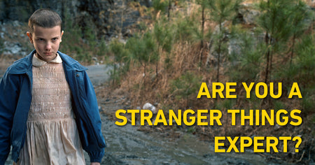 "QUIZ: Are you a ""Stranger Things"" expert?"
