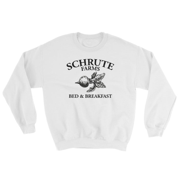 Schrute Farms - Sweatshirt - Sweatshirt at Mongolife