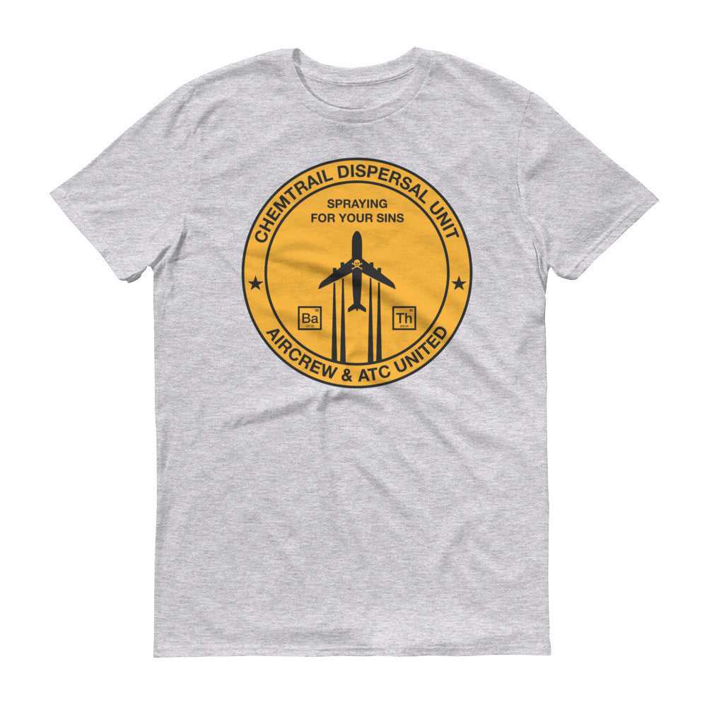 Chemtrail Dispersal Unit - Unisex T-Shirt - T-Shirts at Mongolife