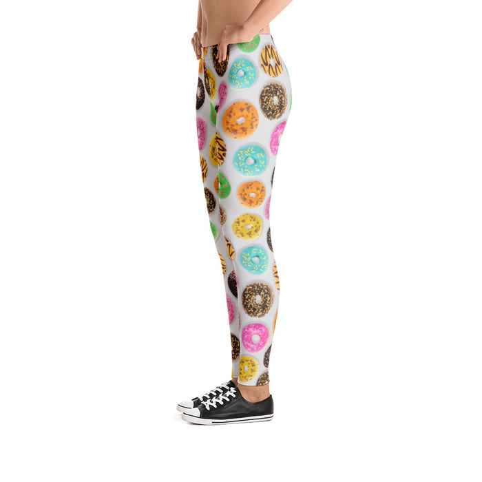 Donuts - Leggings - Leggings at Mongolife