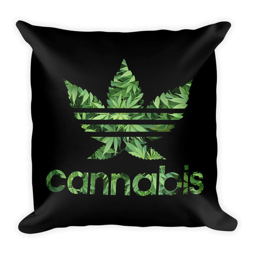 Cannadidas - Square Pillow - Pillows at Mongolife
