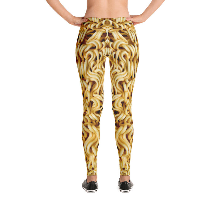 Ramen - Leggings - Leggings at Mongolife