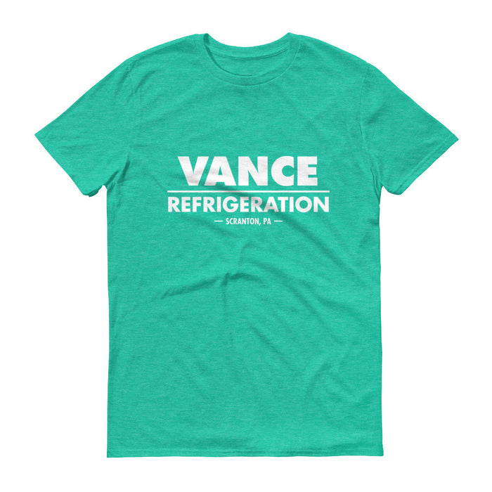 Vance Refrigeration - Unisex T-shirt - T-Shirts at Mongolife