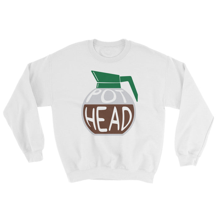 Pot Head - Sweatshirt - Sweatshirt at Mongolife