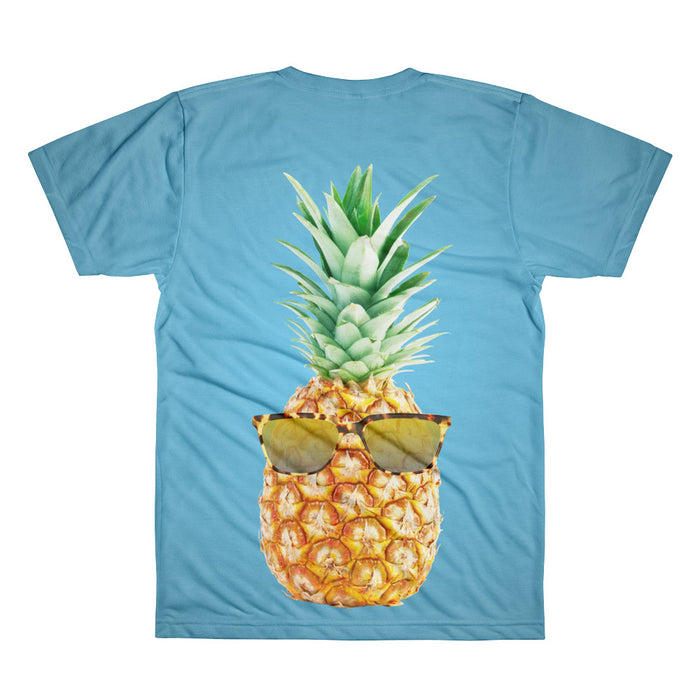 Pineapple - All-Over T-Shirt - T-Shirts at Mongolife