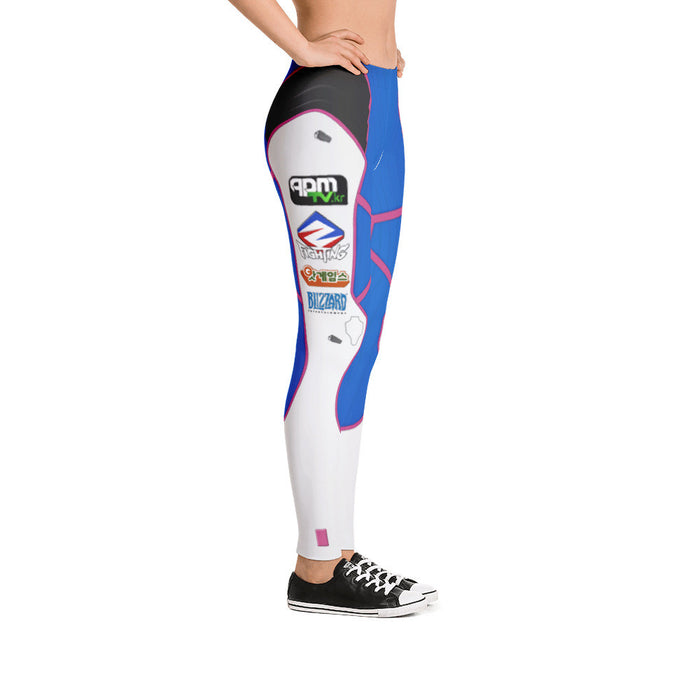 D.Va Cosplay - Leggings - Leggings at Mongolife