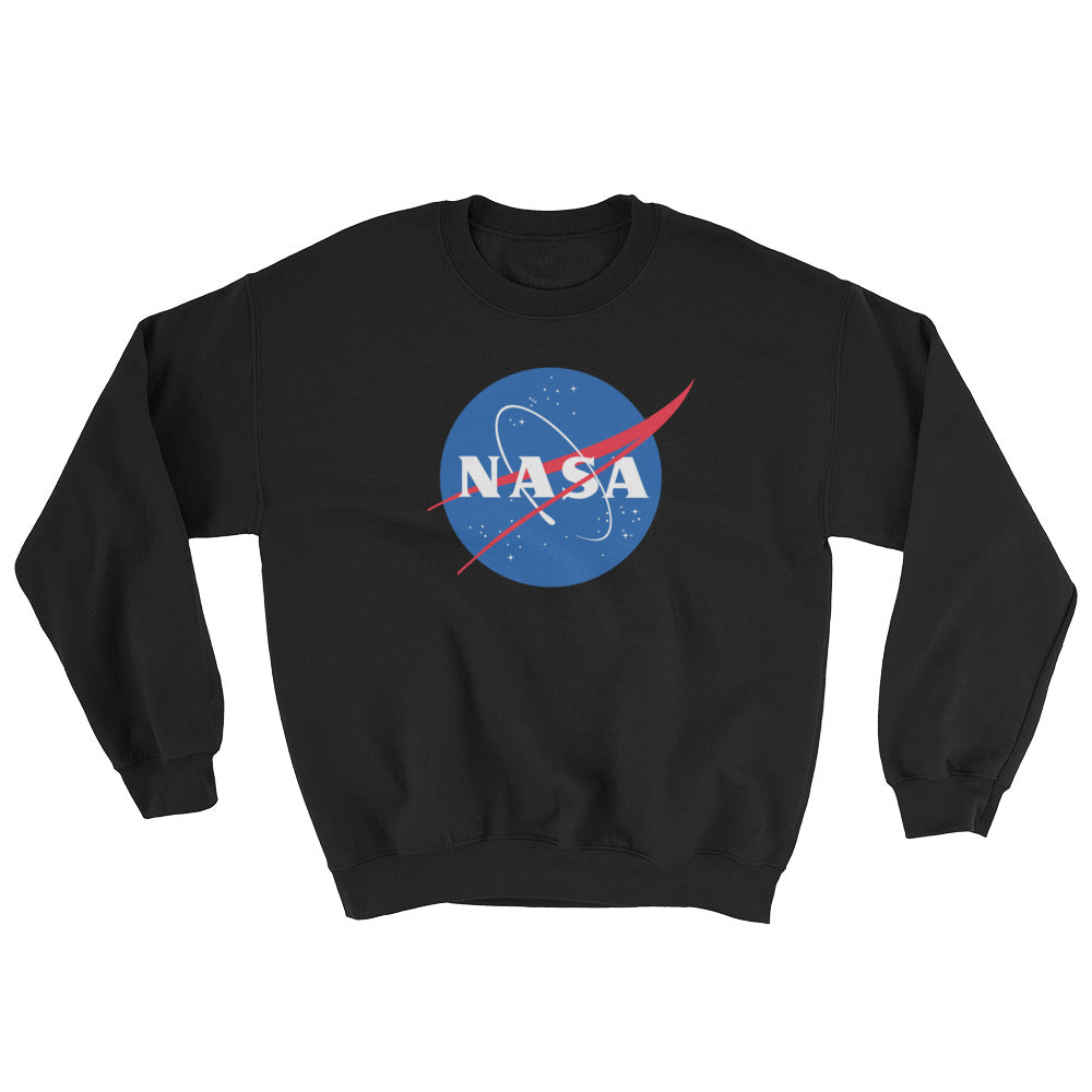 NASA Meatball - Sweatshirt - Sweatshirt at Mongolife